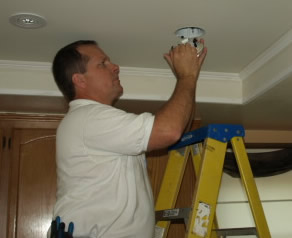 camarillo electrician recessed lighting installation